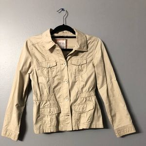 I am selling a cute kids jacket from Justice